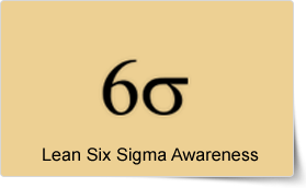 Lean Six Sigma Awareness Course