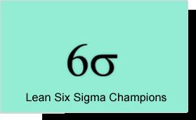 Lean Six Sigma Champions Course