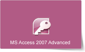 Microsoft Access 2007 Advanced Training Course