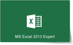 Microsoft Excel 2013 Expert Training Course