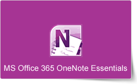 Microsoft Office 365 OneNote Essentials Training Course - Online Instructor-led Training