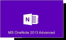 Microsoft OneNote 2013 Advanced Training Course