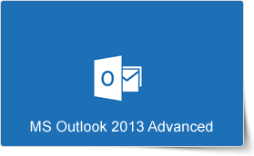 Microsoft Outlook 2013 Advanced Training Course