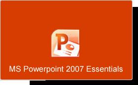 Microsoft PowerPoint 2007 Essentials Training Course