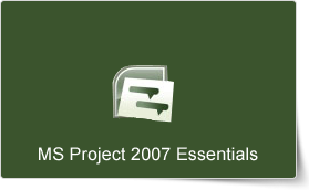 Microsoft Project 2007 Essentials Training Course