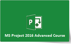 Microsoft Project 2016 Advanced Training Course