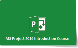 Microsoft Project 2016 Introduction Training Course