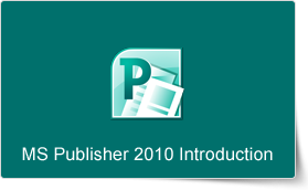 Microsoft Publisher 2010 Introduction Training Course