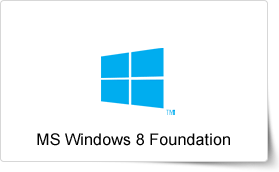 Microsoft Windows 8 Foundation Training