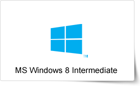 Microsoft Windows 8 Intermediate Training