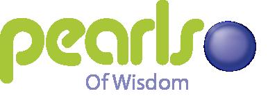 Pearls of Wisdom logo