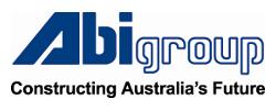 Abigroup Contractors Pty Ltd logo