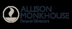 Allison Monkhouse Funeral Directors logo