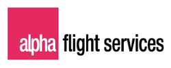 Alpha Flight Services logo