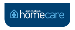 Australian Home Care logo