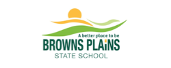 Browns Plains State School logo