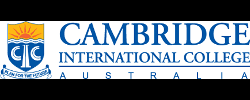 Cambridge International College logo