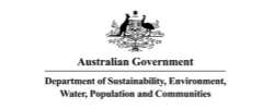 Department of Sustainability logo