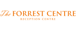 Forrest Centre Reception logo