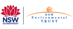 NSW Environmental Trust logo