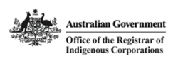 Office of the Registrar of Indigenous Corporations logo