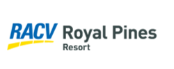 RACV Royal Pines Resort logo