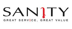 Sanity Entertainment logo