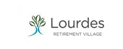 Stockland Lourdes Retirement Village logo