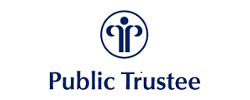 The Public Trustee logo
