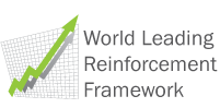 World leading reinforcement framework